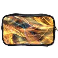 Abstract Shiny Night Lights 15 Toiletries Bags 2 Side by tarastyle