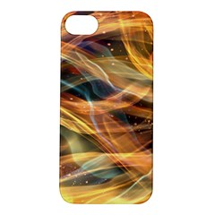 Abstract Shiny Night Lights 15 Apple Iphone 5s/ Se Hardshell Case by tarastyle