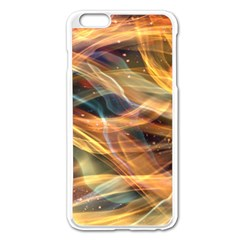 Abstract Shiny Night Lights 15 Apple Iphone 6 Plus/6s Plus Enamel White Case by tarastyle