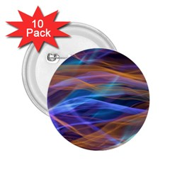 Abstract Shiny Night Lights 16 2 25  Buttons (10 Pack)  by tarastyle