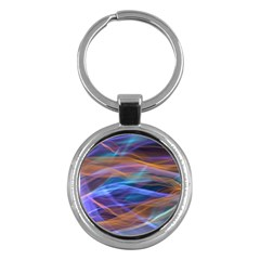 Abstract Shiny Night Lights 16 Key Chains (round)  by tarastyle