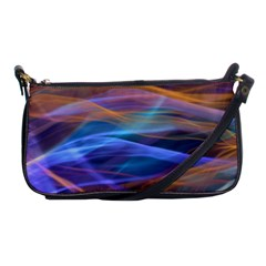 Abstract Shiny Night Lights 16 Shoulder Clutch Bags by tarastyle