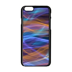 Abstract Shiny Night Lights 16 Apple Iphone 6/6s Black Enamel Case by tarastyle