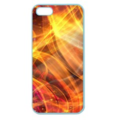 Abstract Shiny Night Lights 17 Apple Seamless Iphone 5 Case (color) by tarastyle