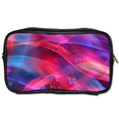 Abstract Shiny Night Lights 18 Toiletries Bags 2 Side by tarastyle