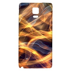 Abstract Shiny Night Lights 19 Galaxy Note 4 Back Case by tarastyle