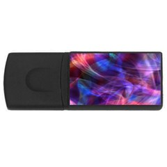 Abstract Shiny Night Lights 20 Rectangular Usb Flash Drive by tarastyle