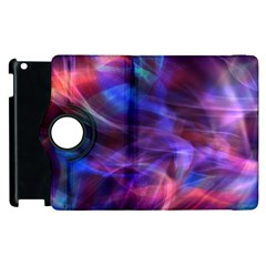 Abstract Shiny Night Lights 20 Apple Ipad 3/4 Flip 360 Case by tarastyle