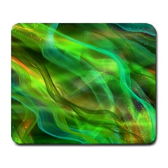 Abstract Shiny Night Lights 21 Large Mousepads by tarastyle