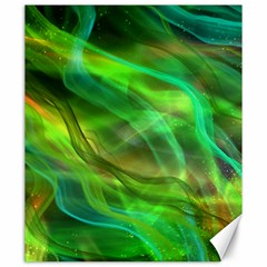 Abstract Shiny Night Lights 21 Canvas 20  X 24   by tarastyle