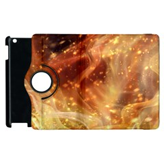 Abstract Shiny Night Lights 22 Apple Ipad 3/4 Flip 360 Case by tarastyle
