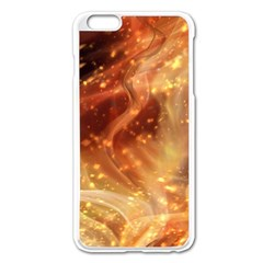 Abstract Shiny Night Lights 22 Apple Iphone 6 Plus/6s Plus Enamel White Case by tarastyle