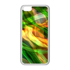 Abstract Shiny Night Lights 24 Apple Iphone 5c Seamless Case (white) by tarastyle