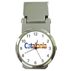 Catalonia Money Clip Watches by Valentinaart