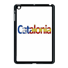 Catalonia Apple Ipad Mini Case (black) by Valentinaart