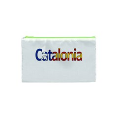 Catalonia Cosmetic Bag (xs) by Valentinaart