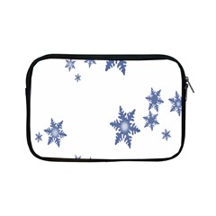 Star Snow Blue Rain Cool Apple Ipad Mini Zipper Cases by AnjaniArt