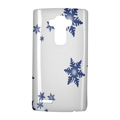 Star Snow Blue Rain Cool Lg G4 Hardshell Case by AnjaniArt