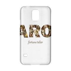 Tarot Fortune Teller Samsung Galaxy S5 Hardshell Case  by Valentinaart