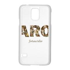 Tarot Fortune Teller Samsung Galaxy S5 Case (white) by Valentinaart