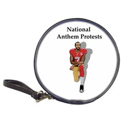 National Anthem Protest Classic 20 Cd Wallets by Valentinaart