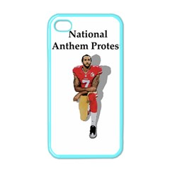 National Anthem Protest Apple Iphone 4 Case (color) by Valentinaart