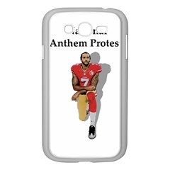 National Anthem Protest Samsung Galaxy Grand Duos I9082 Case (white) by Valentinaart