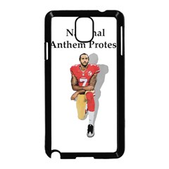 National Anthem Protest Samsung Galaxy Note 3 Neo Hardshell Case (black) by Valentinaart