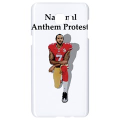 National Anthem Protest Samsung C9 Pro Hardshell Case  by Valentinaart