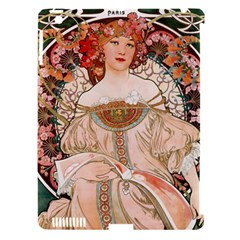 Alfons Mucha   F  Champenois Imprimeur ¨|diteur Apple Ipad 3/4 Hardshell Case (compatible With Smart Cover) by 8fugoso