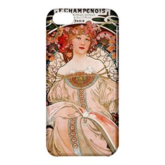 Alfons Mucha   F  Champenois Imprimeur ¨|diteur Apple Iphone 5c Hardshell Case by 8fugoso