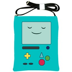 Bmo Shoulder Sling Bag by MuchNeededMerch