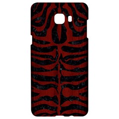 Skin2 Black Marble & Reddish Brown Wood (r) Samsung C9 Pro Hardshell Case  by trendistuff