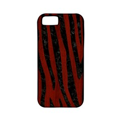 Skin4 Black Marble & Reddish Brown Wood (r) Apple Iphone 5 Classic Hardshell Case (pc+silicone) by trendistuff