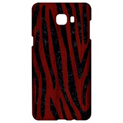Skin4 Black Marble & Reddish Brown Wood (r) Samsung C9 Pro Hardshell Case  by trendistuff