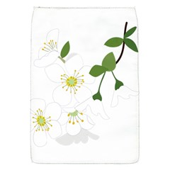Flower Floral Sakura Flap Covers (s)  by AnjaniArt