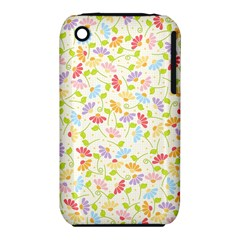 Flower Rainbow Sexy Leaf Plaid Vertical Horizon Iphone 3s/3gs by AnjaniArt