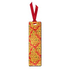 Flower Rose Red Yellow Sexy Small Book Marks by AnjaniArt