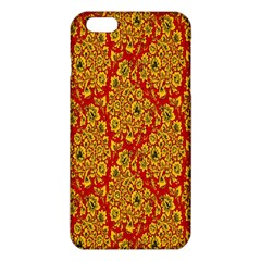Flower Rose Red Yellow Sexy Iphone 6 Plus/6s Plus Tpu Case by AnjaniArt