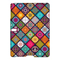Flower Star Sign Rainbow Sexy Plaid Chevron Wave Samsung Galaxy Tab S (10 5 ) Hardshell Case  by AnjaniArt