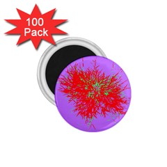 Spot Paint Red Green Purple Sexy 1 75  Magnets (100 Pack)  by AnjaniArt