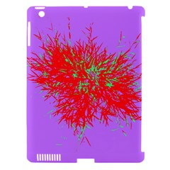 Spot Paint Red Green Purple Sexy Apple Ipad 3/4 Hardshell Case (compatible With Smart Cover) by AnjaniArt
