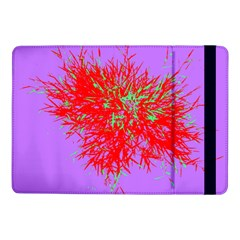 Spot Paint Red Green Purple Sexy Samsung Galaxy Tab Pro 10 1  Flip Case by AnjaniArt