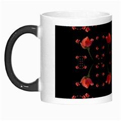 Roses From The Fantasy Garden Morph Mugs by pepitasart
