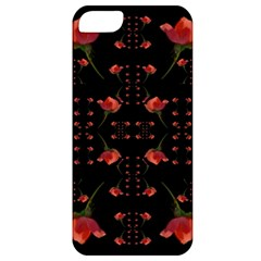 Roses From The Fantasy Garden Apple Iphone 5 Classic Hardshell Case by pepitasart