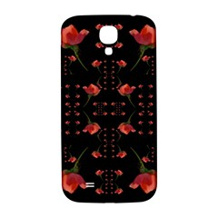 Roses From The Fantasy Garden Samsung Galaxy S4 I9500/i9505  Hardshell Back Case by pepitasart