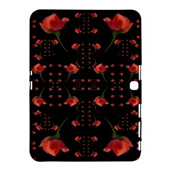 Roses From The Fantasy Garden Samsung Galaxy Tab 4 (10 1 ) Hardshell Case  by pepitasart