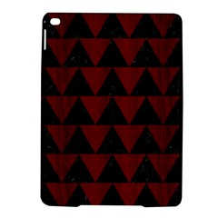 Triangle2 Black Marble & Reddish Brown Wood Ipad Air 2 Hardshell Cases by trendistuff