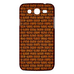 Brick1 Black Marble & Rusted Metal Samsung Galaxy Mega 5 8 I9152 Hardshell Case  by trendistuff