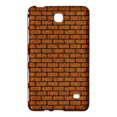 Brick1 Black Marble & Rusted Metal Samsung Galaxy Tab 4 (8 ) Hardshell Case  by trendistuff